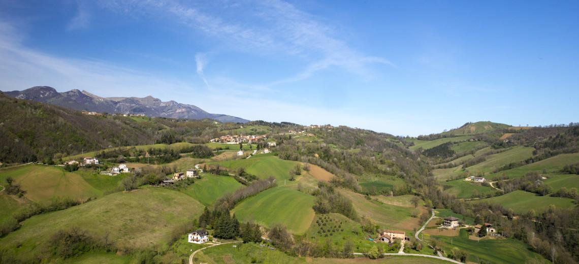 panorama from hotel paradiso