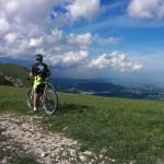 Sibillini in bike