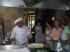 Corso di cucina tradizionale marchigiana - Italian cooking class
